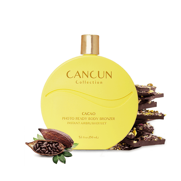 Cancun Collection Cacao Photo Ready Body Bronzer