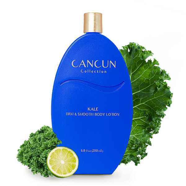 Cancun Collection Kale Firm & Smooth Body Lotion