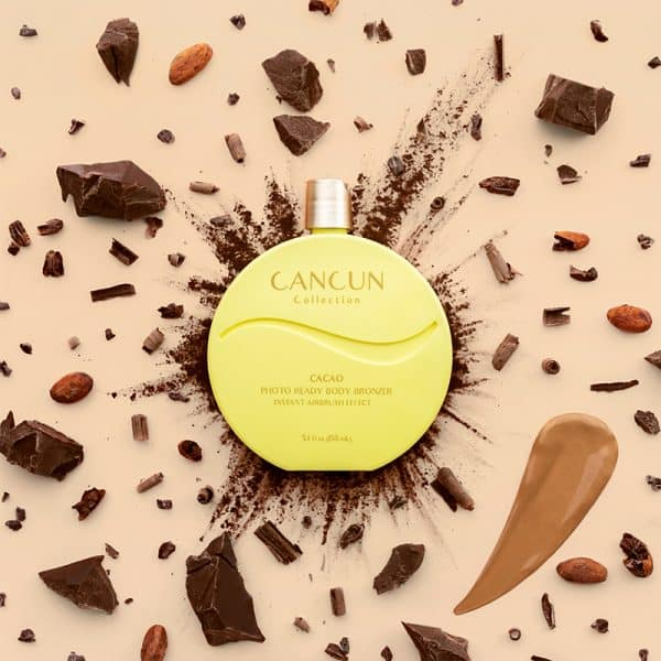 Cancun Collection Cacao Body Bronzer